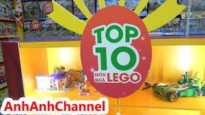 Bé Trâm Anh đi mua Đồ chơi LEGO ở cửa hàng My Kingdom - My Kingdom Top 10  Món Quà Lego Cho Mùa Noel - YouTube