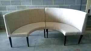 Curved dining bench Wood Curved Upholstered Bench Curved Dining Bench For Round Table Ideas Wonderful Kitchen The In Inspirations Paulpanhuysencom Curved Upholstered Bench Curved Dining Bench For Round Table Ideas