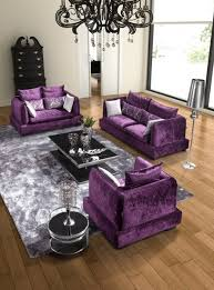 Small Picture Unique Living Room Ideas Purple And More On Decor For Design