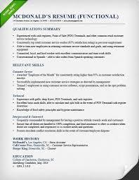 Functional Resume Samples Writing Guide Rg Resume Template Printable