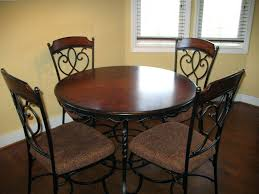 rod iron furniture. Rod Iron Table And Chairs Wrought Kitchen Set Come With Black Metal Chair Source . Furniture T
