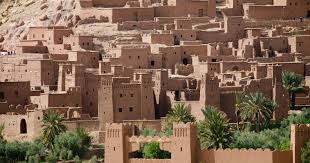 Risultati immagini per ait benhaddou hollywood del deserto
