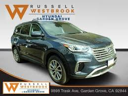 hyundai of garden grove. New 2018 Hyundai Santa Fe SE SUV In Garden Grove Of L