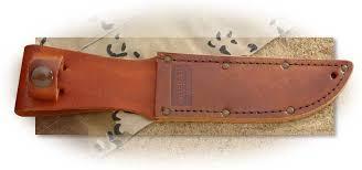 ka bar brown leather sheath for short kabar usa
