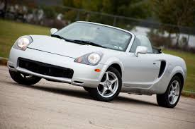 2001 Used Toyota MR2 Spyder