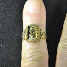 Jostens Class Ring Size Chart 1963 Redondo Beach Union High School Class Ring