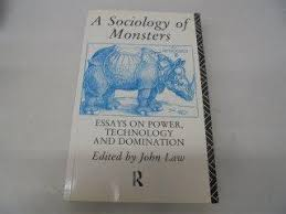 sociology of monsters essays on power technology  9780415071390 sociology of monsters essays on power technology and domination sociological review