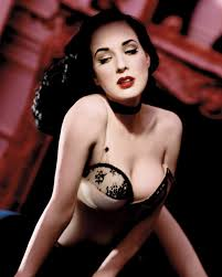 Dita von tesse fetish video
