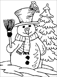 Small Picture Simple Winter Animals Coloring Sheets Coloring Coloring Pages
