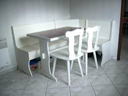 Banquette Cuisine Ikea Coin Repas Angle Table Aclacgant Coffre