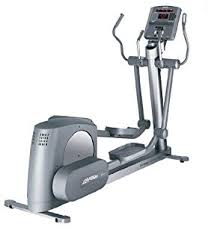 life fitness remanufactured 95xi elliptical trainer