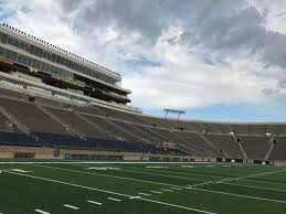 Curtain Rises On Notre Dame Stadium Renovations Local