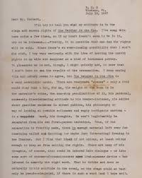 letter from j d salinger explains why catcher in the rye jd salinger catcher in the rye letter rejection