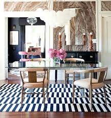 black and white rug 2 ikea australia striped