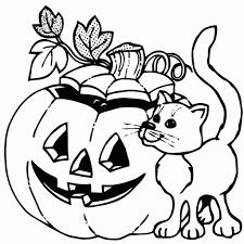 Coloriage Dessin Halloween Coloriage Qui Fait Peur L L