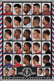 Barber Hairstyles Chart Pin On Drawing Lettering Inspiration