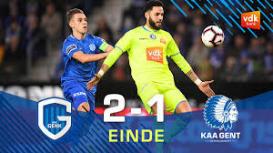 Genk v Gent Live Match Commentary on April 6, 2019