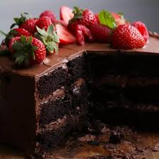 The Ultimate Chocolate Cake Recipe by Tasty