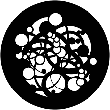 Cool Gobo Designs Circle Confusion Apollo Gobo 2544