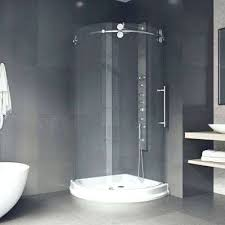 round shower bypass shower enclosure in chrome and right shower curtains shower heads with hose round shower square shower enclosure
