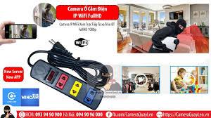 Camera Ngụy Trang Nhỏ Gọn Giám Sát Không Dây, Từ Xa Bằng 3G