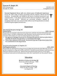 9 10 Nurse Qualifications Resume Samples
