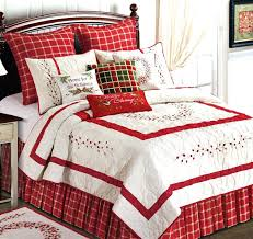bedding set holiday quilts bedspreads pertaining to comforter prepare 19