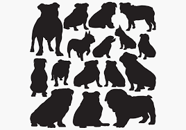 Diy tattoo vector dog vector graphics bulldogge tattoo bulldog clipart bulldog drawing bulldog images dog clip art illustration tattoo. Bulldog Silhouette Svg Free Free Svg Cut Files Create Your Diy Projects Using Your Cricut Explore Silhouette And More The Free Cut Files Include Svg Dxf Eps And Png Files