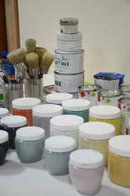 furniture painted with chalk paintFurniture Painting Classes Pretty Chalk Paint Color Combos