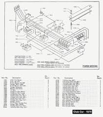 Unique battery wiring diagram for 36 volt club car club car golf cart battery wiring diagram