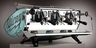 Mirage Triplette Classic espresso machine.