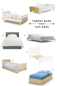 Toddler bed or twin bed A Girl Named PJ
