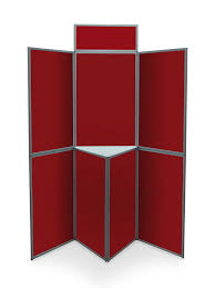 Foam Board Display Stand Velcro Display Boards Folding Display Stands Fabric Display Panels 29
