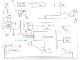 wiring diagram yellow bullet forums Garage Wiring Schematic at Msd To Big Stuff 3 Wiring Diagram