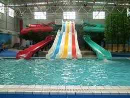 residential indoor pool with slide. Residential Indoor Pool With Slide I