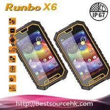 runbo x3 waterproof rugged keyboard android smartphone