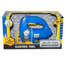 Игрушечный <b>электролобзик Наша Игрушка</b> 7917D купить в ...