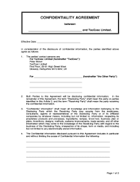 Medical Confidentiality Agreement Template - April.onthemarch.co