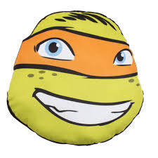Ninja Turtle Bedroom Ninja Turtles Michelangelo Cushion Great Kidsbedrooms The