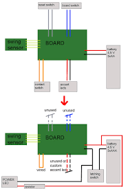 interactive yoda lightsaber s board wiring diagram and here is the diagram