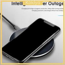 Đế Sạc Không Dây 10w Cho Samsung Galaxy S9 S8 S8 Plus Note 8 Note 5 S7 Edge  - Adapter sạc - Củ sạc thường