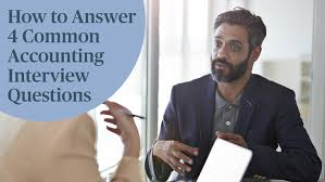Preparation For Accounts Interview Accounting Interview Questions And Answers