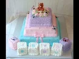 Cute Girl Baby Shower Cake Ideas Youtube