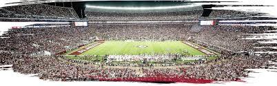 University Of South Carolina Baseball Seating Chart Bryant Denny Stadium University Of Alabama Athletics