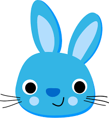 Image result for easter bunny clipart