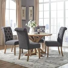 48 inch round dining table superb rustic x base inch round dining table set for