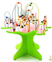 bead maze table activity racking labyrinth tablebead maze table