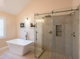 sliding shower glass doors