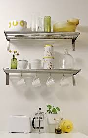 Best Kitchen Shelves Images On Pinterest Kitchen Ideas