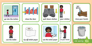 Toileting Schedule Chart Free Visual Timetable Using The Toilet Boys How To